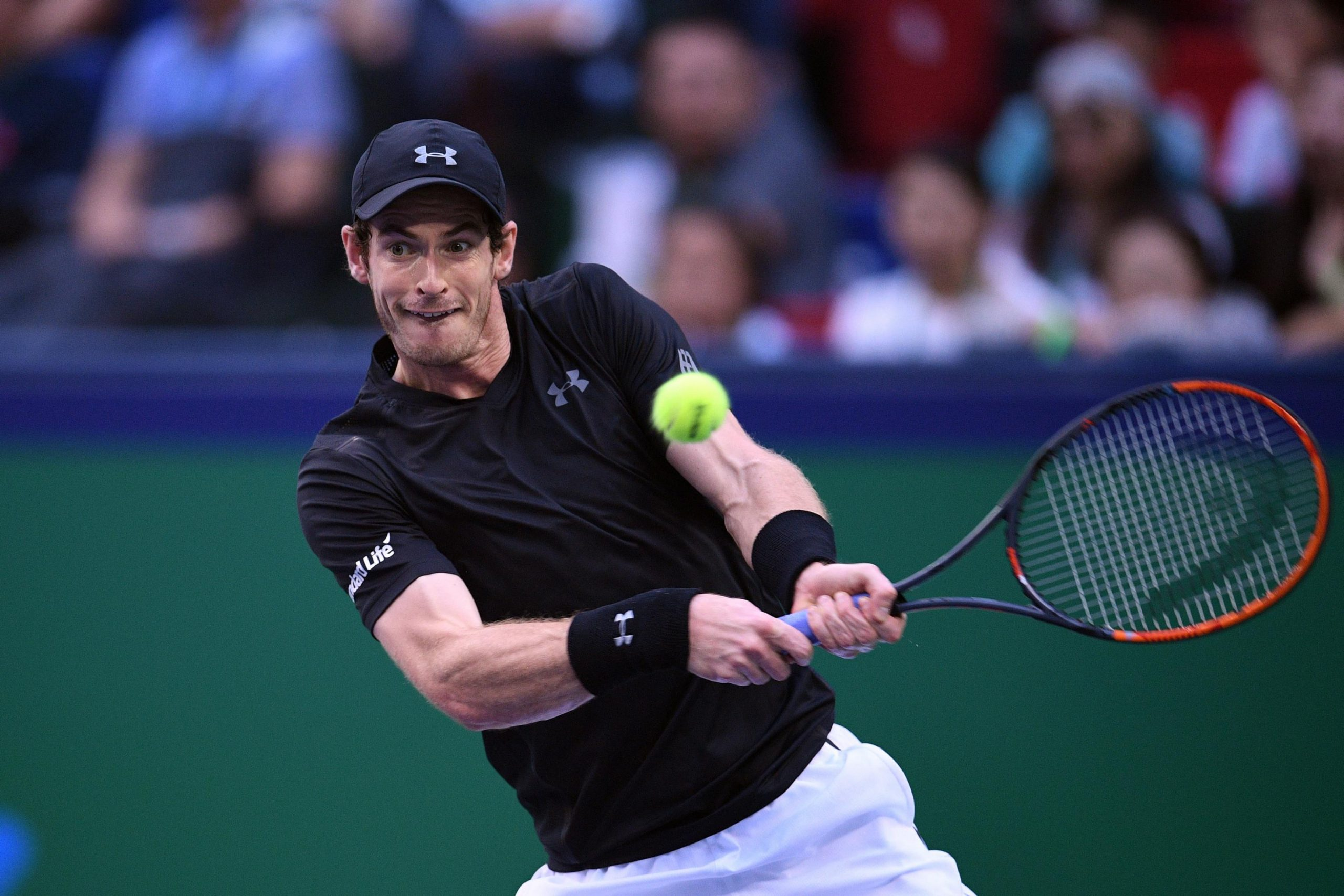 Smooth Sailing for Andy Murray in Shanghai Masters
