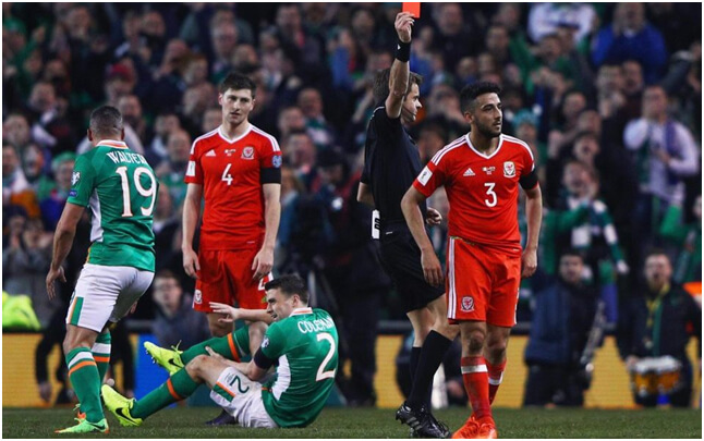 FIFA opens investigation on Neil Taylor leg-breaking tackle