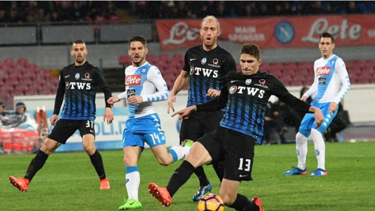 Atalanta beat Napoli successfully