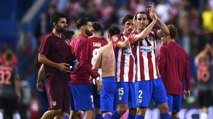 Atletico Madrid tops group D after home win against Bayern