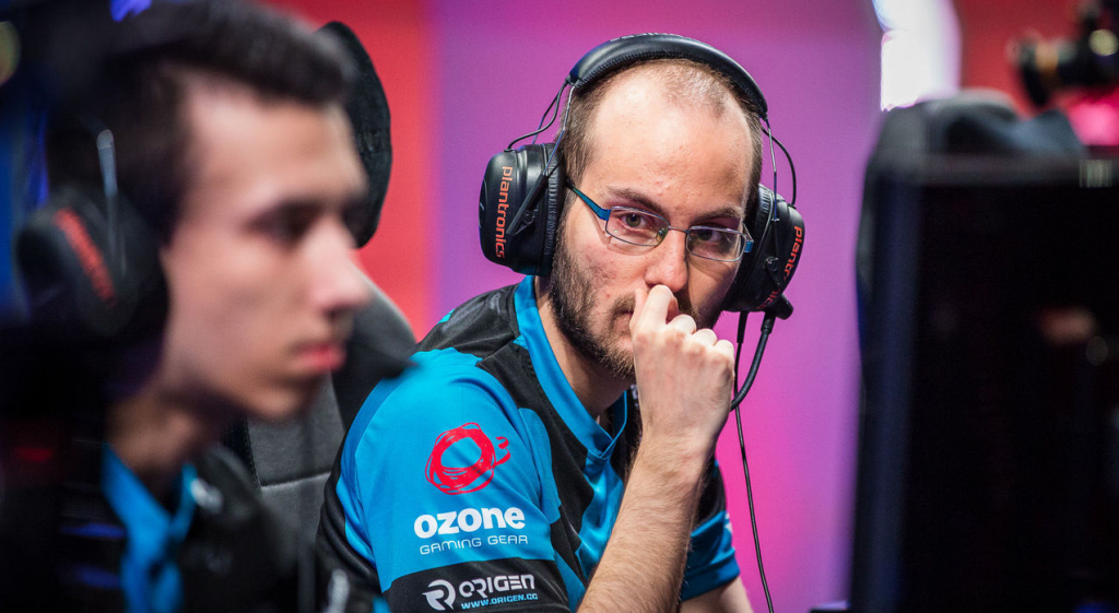Origen drops FORG1VEN due to 'motivation' issues