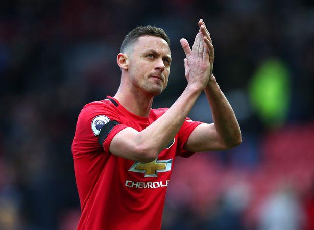 Manchester United finalizing deal for Nemanja Matic