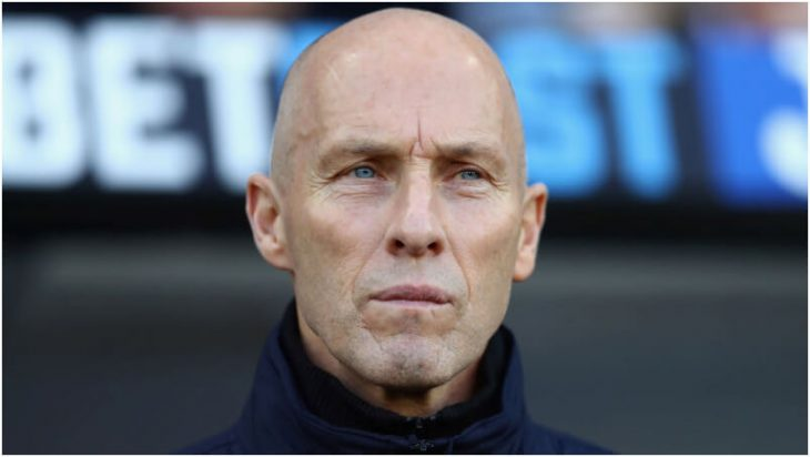 Swansea manager Bob Bradley sacked after 11 games in charge