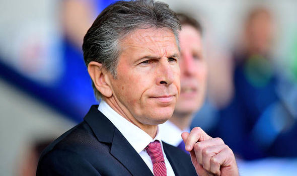 Leicester appoints 'perfect fit' manager Claude Puel