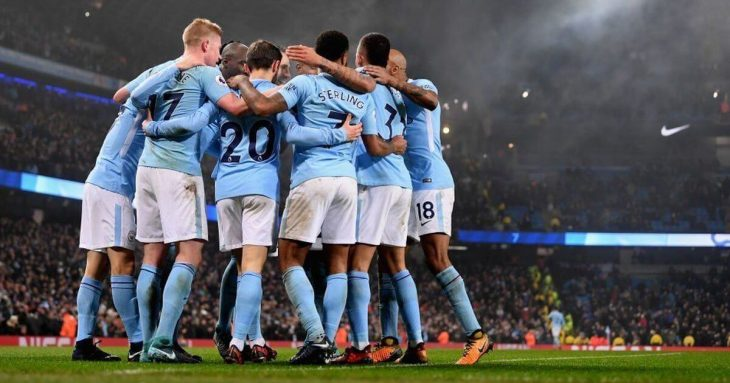 Tottenham 4 : 1 Manchester City