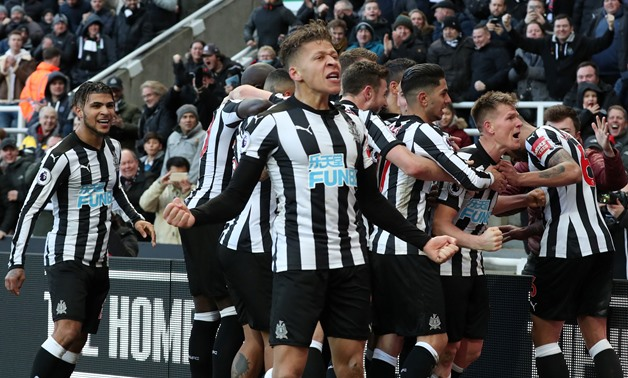 Matt Ritchie goal earns shock win for Newcastle over Manchester United