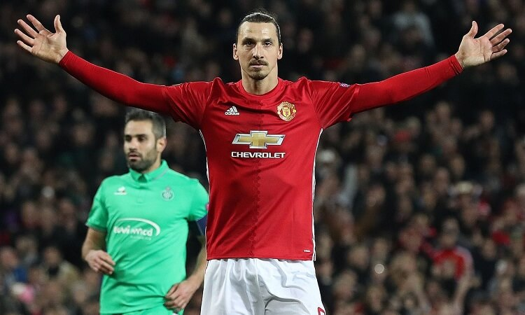 Man United set to forego contract extension with Zlatan Ibrahimovic