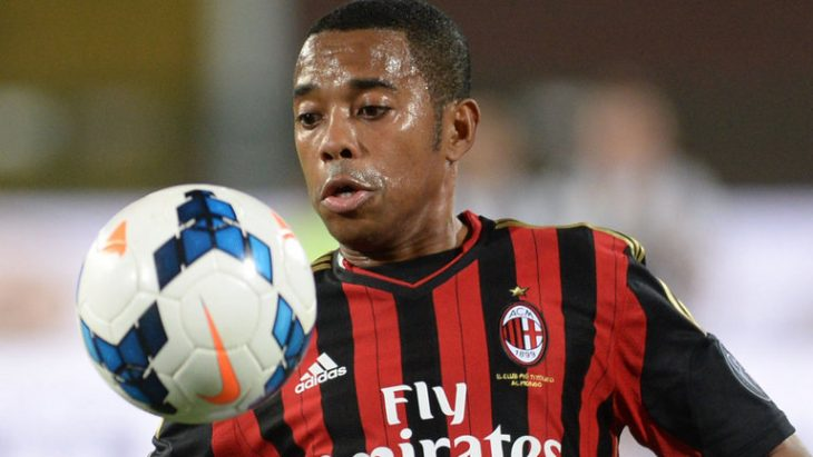 Robinho handed nine years sentence in jail for rape