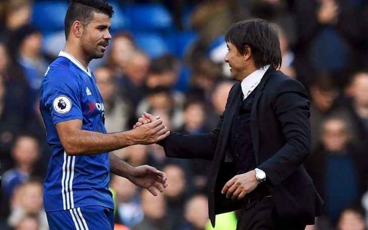 "Diego Costa: striker has ""no future"" with Chelsea"