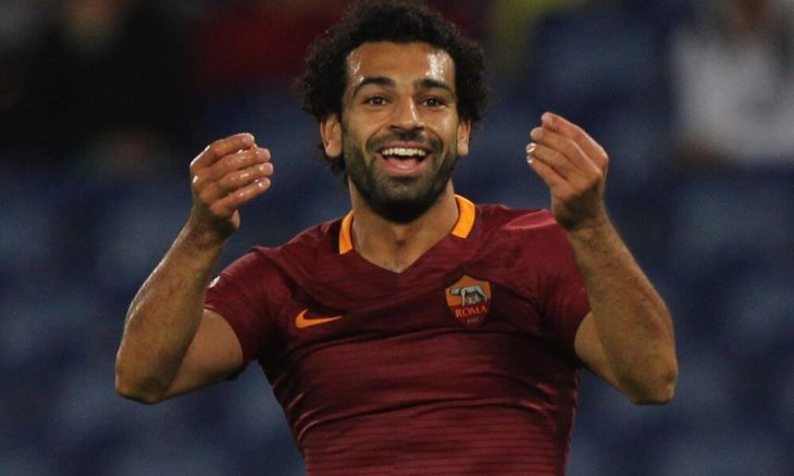 Liverpool close to agreeing deal for Roma forward Mohamed Salah