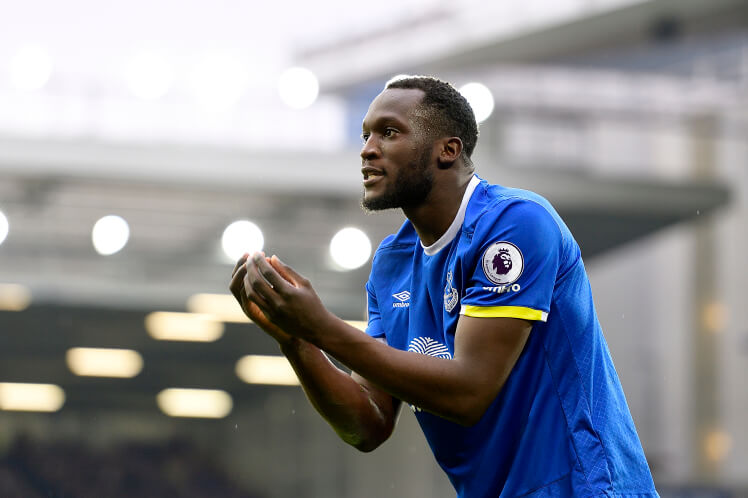 Romelu Lukaku confirms move to Manchester United