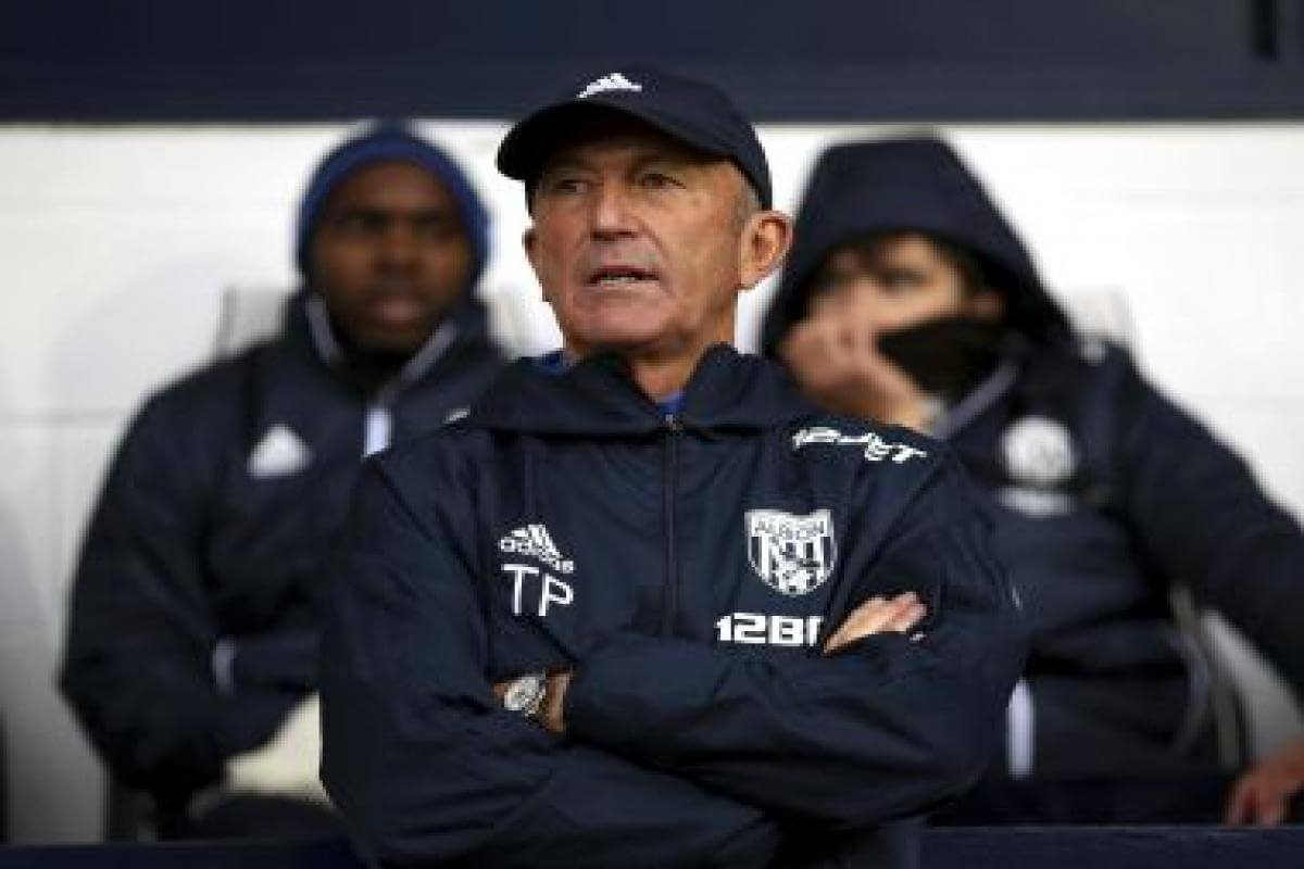 West Brom sacks boss Tony Pulis after thrashing by Chelsea