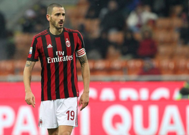 Fabio Capello: Leonardo Bonucci can't play his role at MIlan