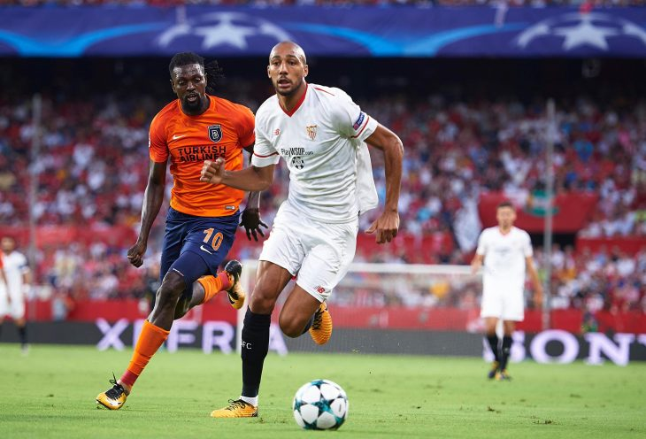 David Moyes: West Ham United set to sign Steven Nzonzi from Sevilla