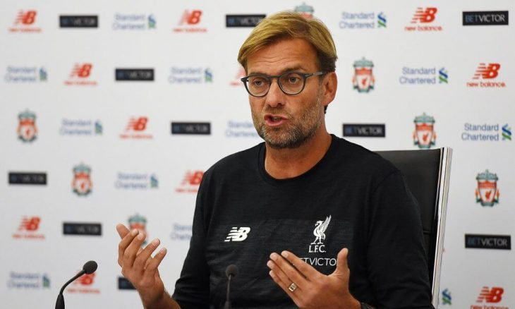 Jurgen Klopp: Liverpool is not a selling club