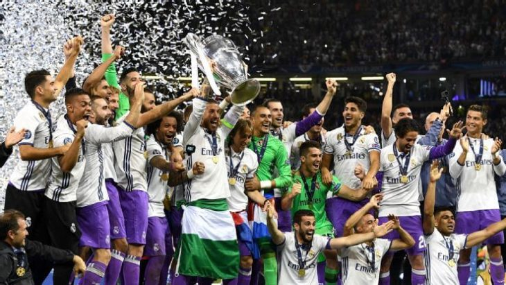 Real Madrid routs Juve to successfully defend Champions League title
