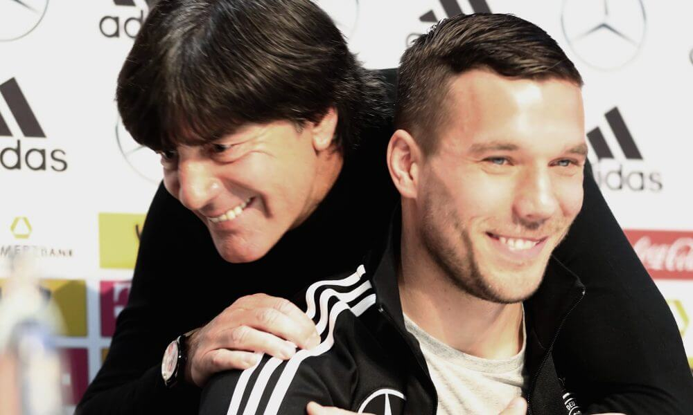 Germany: Lukas Podolski set for fond farewell in England friendly
