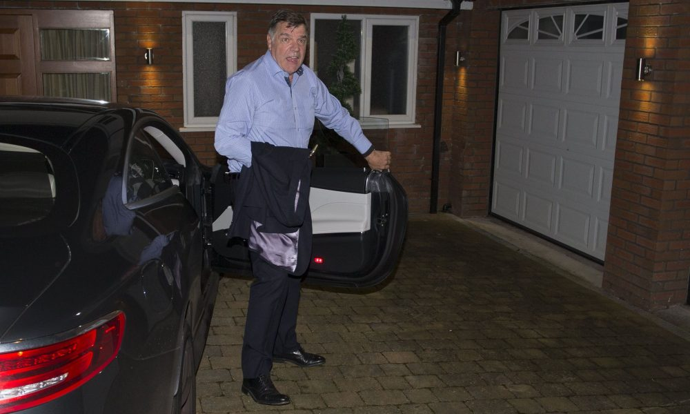Sam Allardyce leaves England job after just one game
