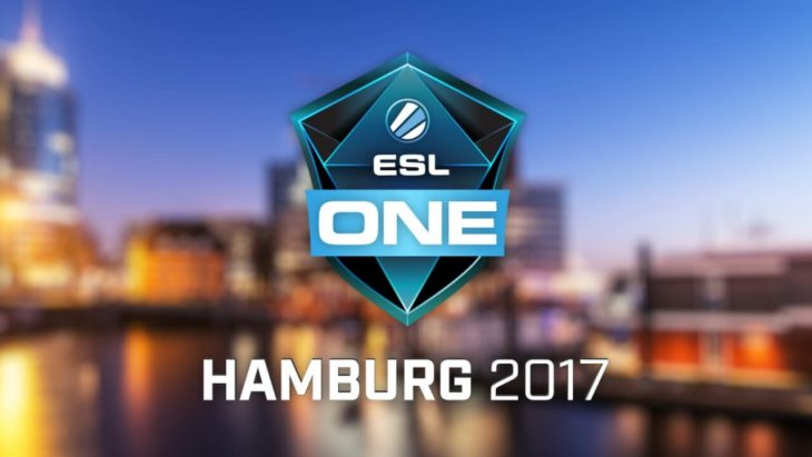 ESL moves to Hamburg for next One event
