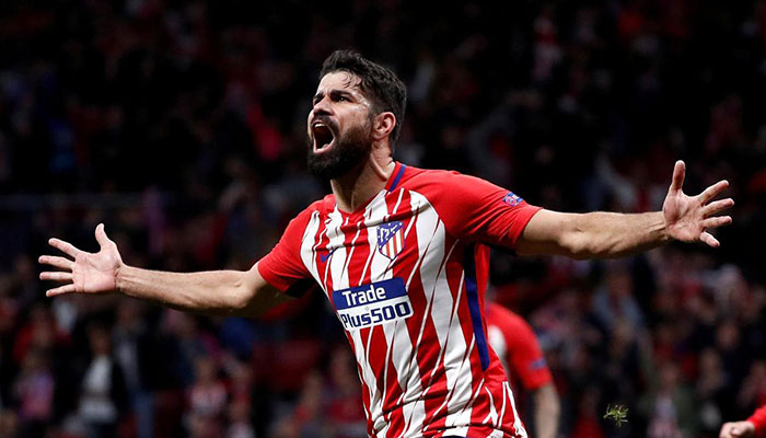 Diego Costa denies dream send-off for Arsene Wenger